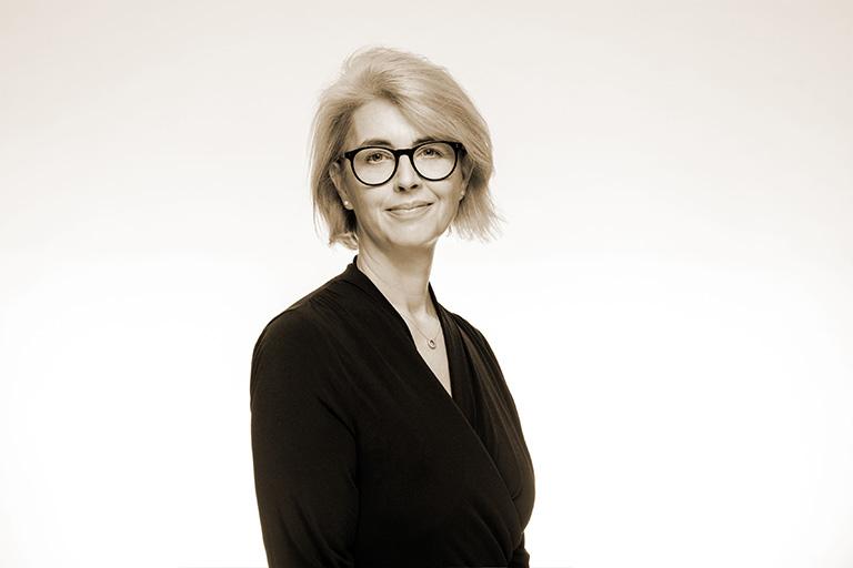Magistra Brita Hombrecher arbeitet als Mediatorin bei baukult GmbH