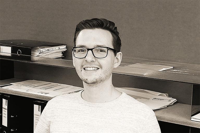 Florian Resch ist technischer Planer bei baukult GmbH